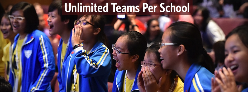 Unlimited teams per school