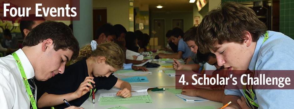 Scholar's Challenge